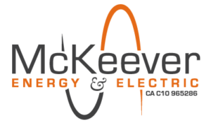 McKeever Energy and Electric Logo
