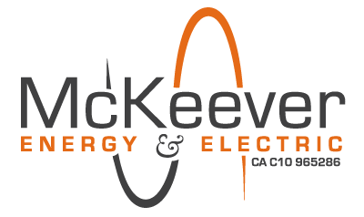 McKeever Energy & Electric Logo